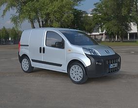Peugeot Partner 3D model