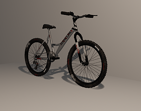 3D model Mountain Bike 12
