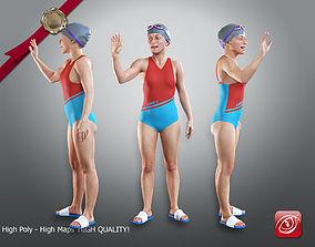 SwwimmingPool Female ACC 2130 006 3D model