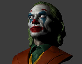 Joker - Joaquin Phoenix Bust 3D printable model