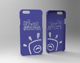 Euskal Encounter Case Iphone 6 3D printable model