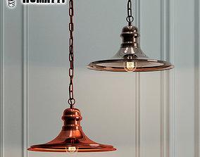 3D model Hanging lamp Romatti Nim