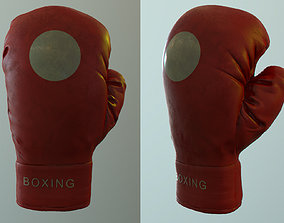Boxing gloves - Game ready 3D model