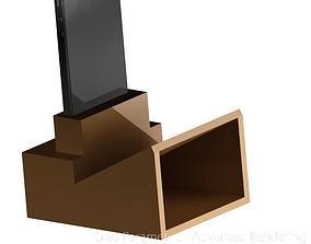3D print model iPhone 5 iPhone 5s speaker dock
