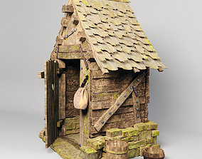 outhouse 3D