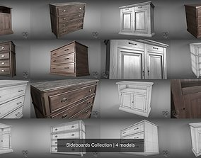 Sideboards Collection 3D