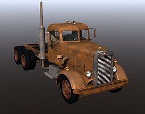 Peterbilt Truck from Duel 3D