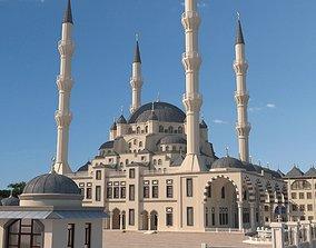 3D Kirikkale Nur Mosque