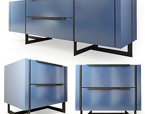 Sideboard nightstand by Werby Olsen 3D