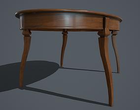 3D model Antique table PBR