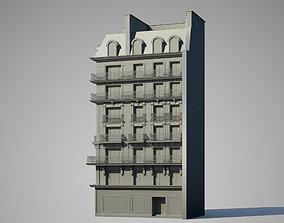 Paris House Detail Model