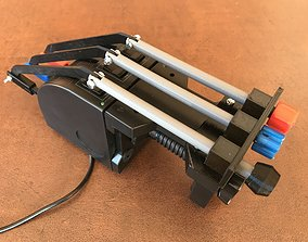 Logitech Throttle conversion 3D print model
