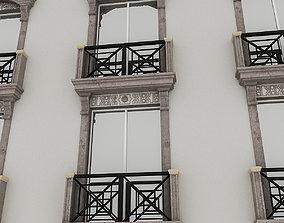 3D model Window Frame 04
