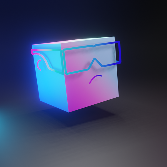 Cyberpunk Cube