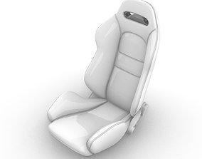 3D printable model CAR SEAT 1