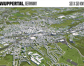 3D Wuppertal Germany