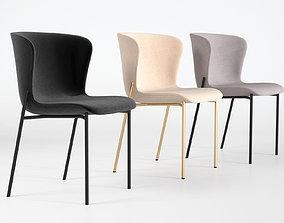 3D model La Pipe Chair