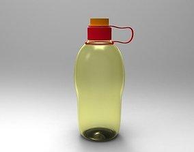 Plastic Flip Flop bottle 3D model