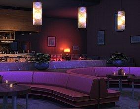 3D model Night Lounge
