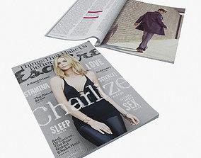 magazine 02 3D