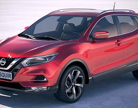 Nissan Rogue Sport 2020 3D