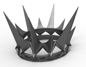 3D print model Crown of Ravenna from the movie Snow 4