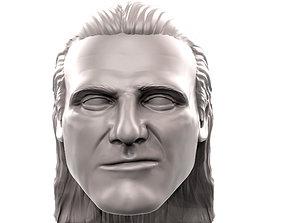Oleg Krat 3D printable action figure portrait sculpt