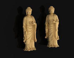 Buddha gold 3D print model