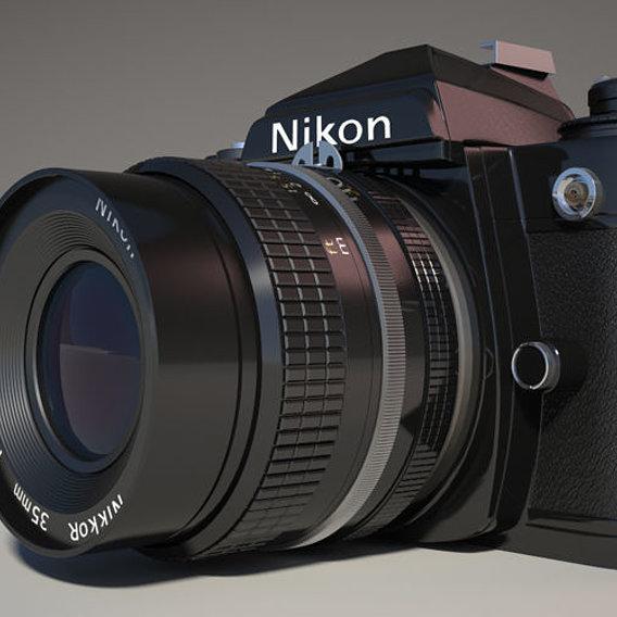 My old Nikon Fe