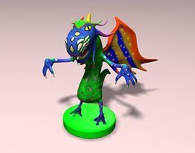 Alebrije 3D printable model