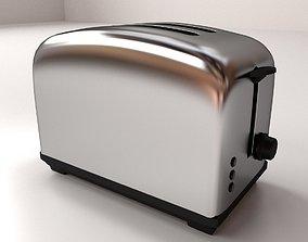 toast 3D model Toaster