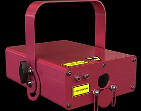 Electronic Laser Aperture 3D