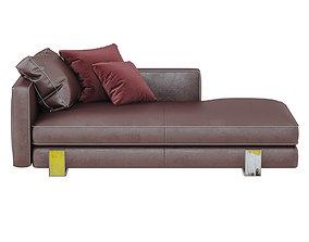 Home chaise longue 6038 3D