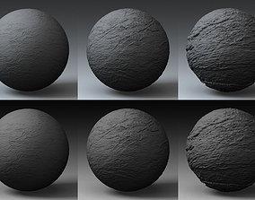 3D Displacement Landscape Shader 063