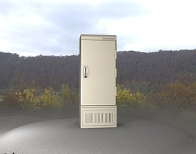 Electrical Distribution Cabinet 93 3D model