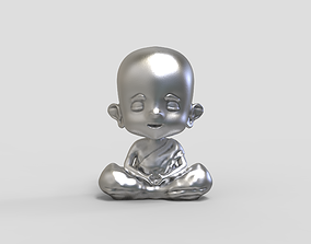 little Buddha miniatures 3D print model