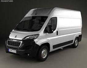 3D Peugeot Boxer L2H2 2014
