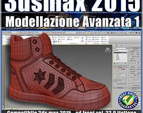 3ds max 2015 Modellazione Avanzata 1 v 23 Italiano cd 1
