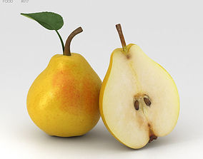 The Pear 3D model