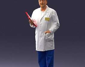 3D model Doctor 1004
