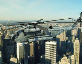 3D CH-53E super stallion