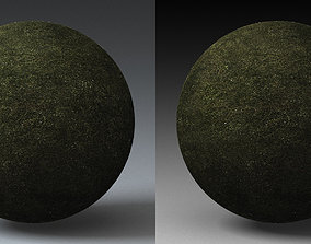 Grass Landscape Shader 3D model