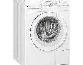 Gorenje washer and dryer 3D model