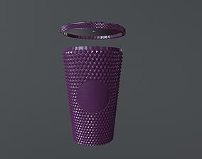 cappuccino Coffee cup 3D model 16 units