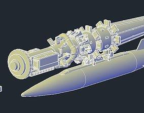 Revell B1B Lancer MPRL SRAM 3D printable model