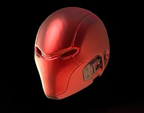 Red Hood Helmet Cosplay 3D printable model
