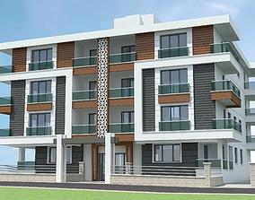 3D Modern Building Models