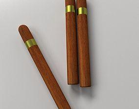 3D model Cigar