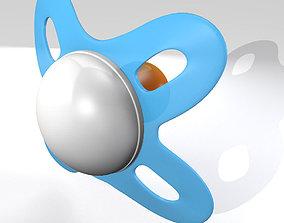 Baby Pacifier 3D model