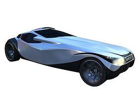 3D model my car design